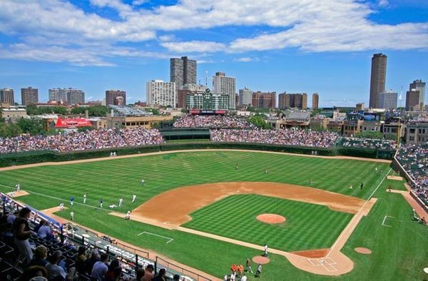 Celebrating its 100th birthday this year, the iconic Windy City ballpark is home to the Cubs, the oldest active American prof