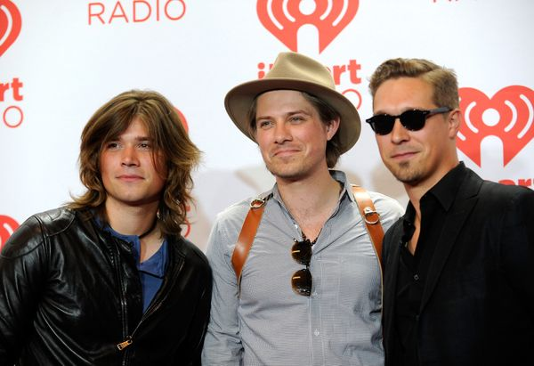 """The brothers of Hanson -- Zac, Taylor and Isaac -- are best known for their catchy '90s hit, """"Mmmbob,"""" which has inspired the"""