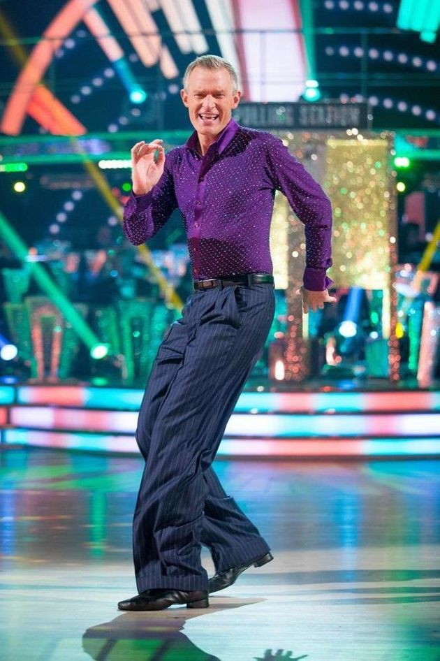 Strictly Come Dancing 2015 - Jeremy Vine dropped partner