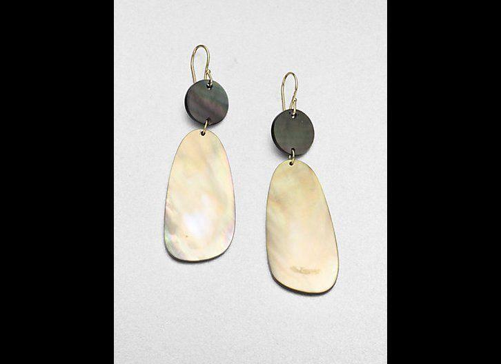 """Ippolita Earrings from <a href=""""http://www.saksfifthavenue.com/main/ProductDetail.jsp?FOLDER%3C%3Efolder_id=2534374306424222&"""