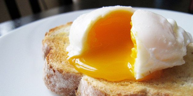 Why English Eggs Are Way Different From American Ones