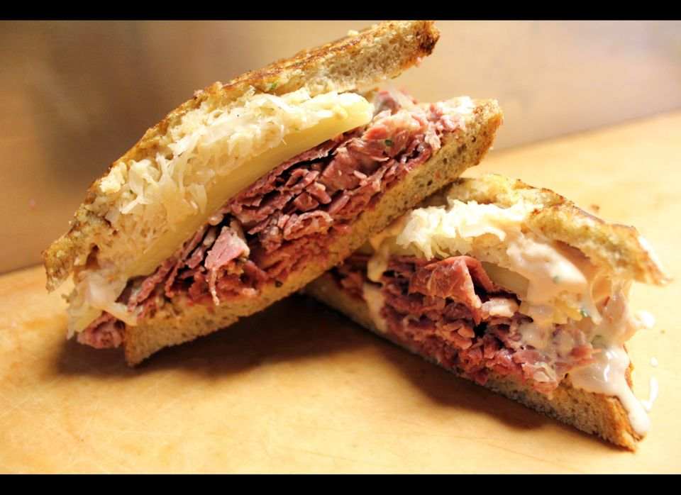 """<b>See More of <a href=""""http://www.foodandwine.com/slideshows/americas-best-delis/8"""">America's Best Delis</a></b><br><br>Afte"""