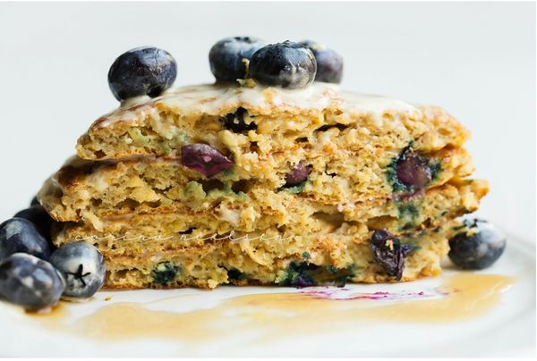 "<strong>42 grams of protein</strong><br><a href=""http://corinanielsen.com/livefit/?p=289"" target=""_blank"">Get the recipe from"