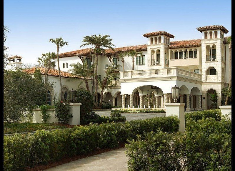 <strong>THE CLOISTER - 95.7 Sea Island, GA </strong> At this stately 1928 compound designed by Addison Mizner, between the