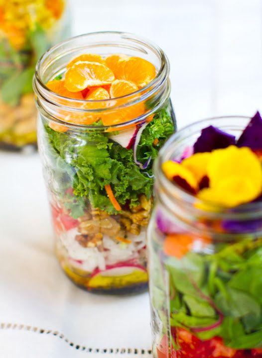 "<strong>Get the <a href=""http://kblog.lunchboxbunch.com/2012/06/vegan-salad-in-jar-make-ahead-bliss.html"" target=""_blank"">Sun"