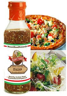We don't think you can call this Italian dressing.