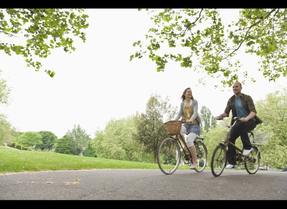 Forget the dumb jock stereotype--biking to work is exactly the aerobic exercise your brain needs.  Activities that require ba