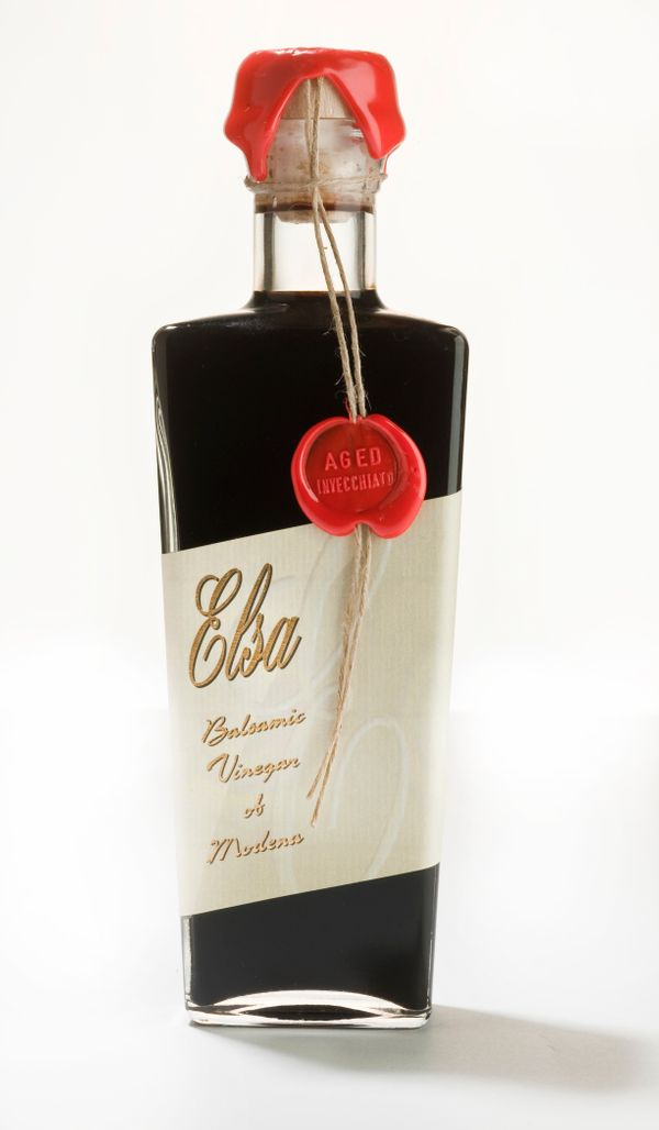 Only those two regions can produce true balsamic. Look for the seal that certifies its origin. (And don't think you can get i