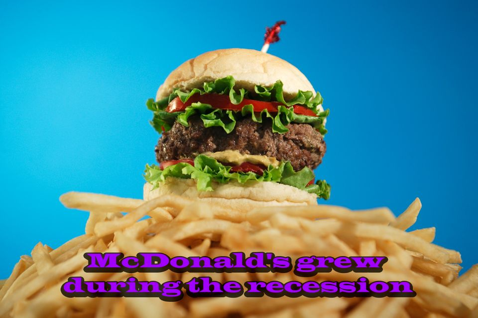 """McDonald's had <a href=""""http://www.slate.com/articles/business/moneybox/2009/08/who_won_the_recession.html"""" target=""""_hplink"""">"""