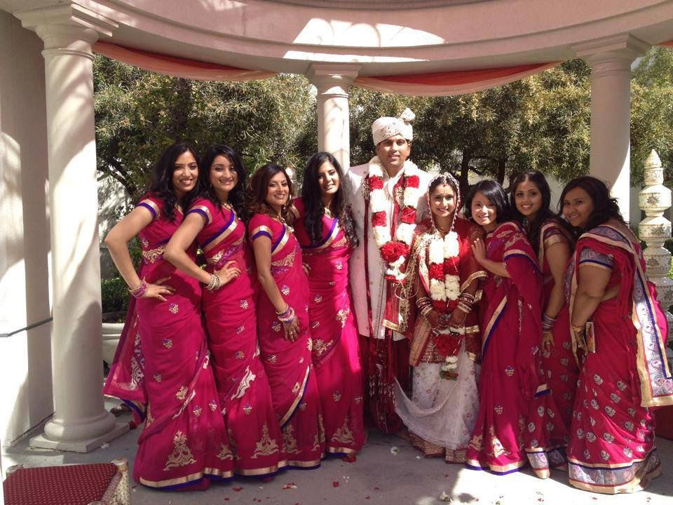 """""""From our traditional Hindu wedding.""""- Poonam G."""