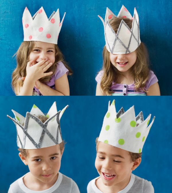 <br>Dad may be a king for the day, but that doesn't mean he can't have royal princes, princesses or dukes. All you need is so