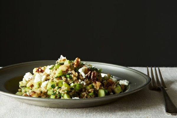 "<strong>Get the <a href=""http://food52.com/recipes/16513-celery-and-za-atar-tabouli"" target=""_blank"">Celery and Za'atar Tabou"