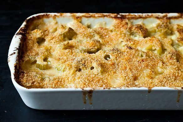"<strong>Get the <a href=""http://food52.com/recipes/16599-celery-and-fennel-gratin"" target=""_blank"">Celery and Fennel Gratin r"