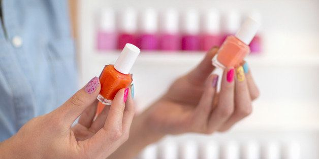 What Your Nail Polish Color Says About Your Personality | HuffPost Life