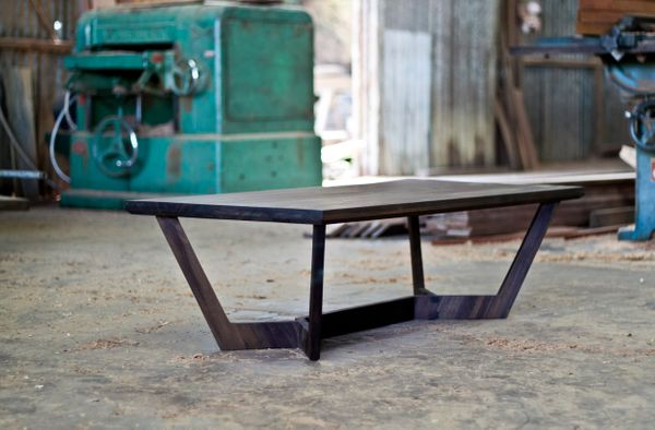 """Sustainable sourcing is the name of the game for New York City-based furniture designer <a href=""""http://aaronporitz.com/"""" tar"""