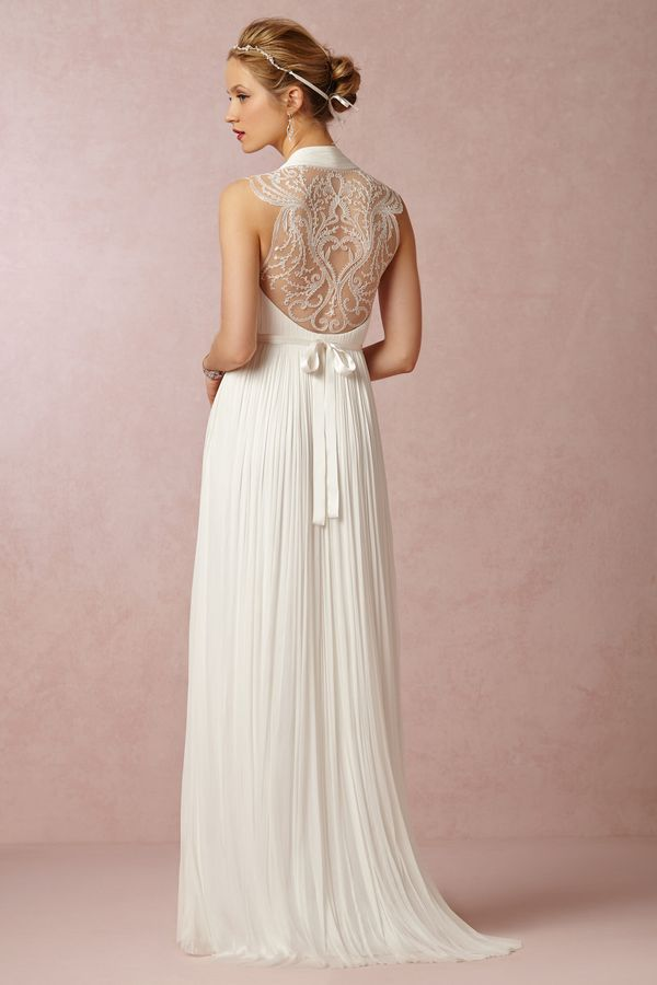 Wing gown -- $1,400