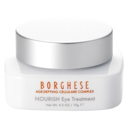 This Borghese product immediately caught my eye -- the brand dates back to the 14th century.  Boosted with anti-aging ingredi