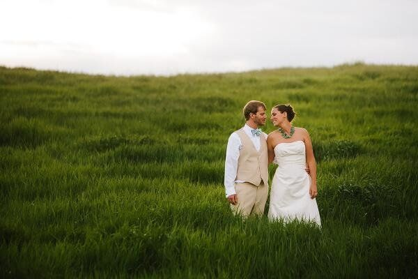 """Carol and Will were married 6/21/14 @catamountclub in @SteamboatCO."" - @SeanCayton"