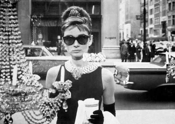 "A still from ""Breakfast at Tiffany's"" on January 1, 1961."
