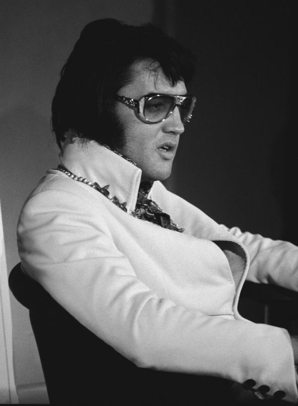 At the Las Vegas Hilton on September 4, 1972.