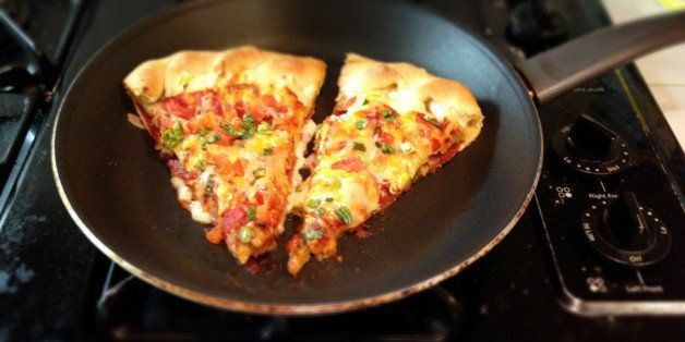 All The Best Ways To Reheat Pizza, According To The Collective World