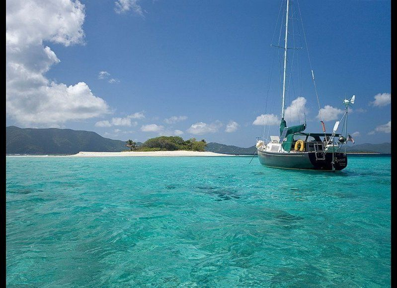 <strong>BRITISH VIRGIN ISLANDS 89.0</strong>  OUR FAVORITE: Sandy Spit & Green Cay (near Tortola)  THE LOOK: Miniature i