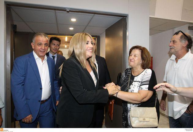 Γεννηματά: Ο τόπος χρειάζεται εκλογές τώρα. Ο ΣΥΡΙΖΑ δεν έχει σχέση με την