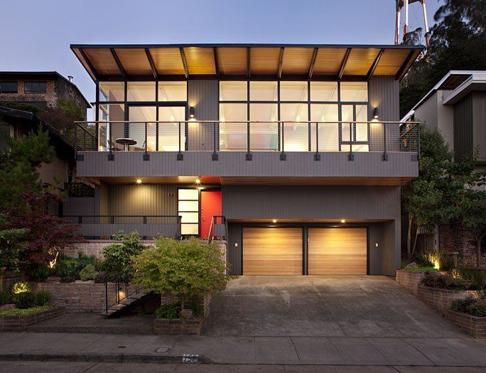 """<a href=""""http://porch.com/projects/mid-century-modern-1?img=33541"""" target=""""_blank"""">Mid-Century Modern</a> by Klopf Architectu"""