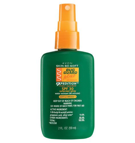 Avon's Skin So Soft is a classic in the bug spray game, and has held up over the years thanks to its hypoallergenic and <a hr