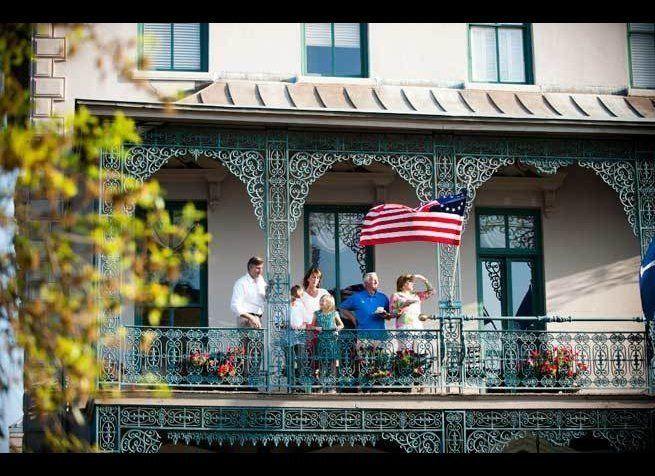 <em>Photo Credit: Courtesy of John Rutledge House Inn</em><strong>Where</strong>: Charleston, South Carolina  Stroll around