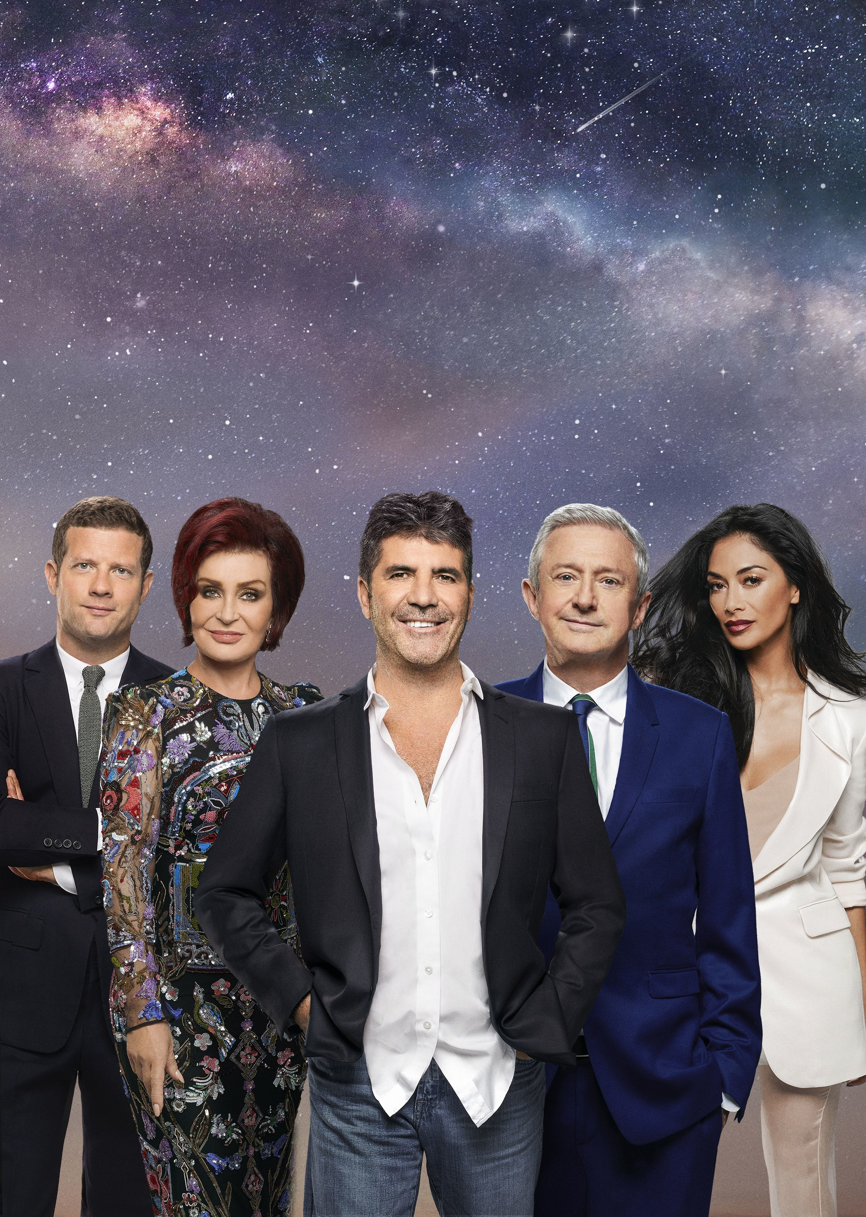 Simon Cowell Insists Sharon Osbourne Will Not Lose 'X Factor' Role After Insulting Him And