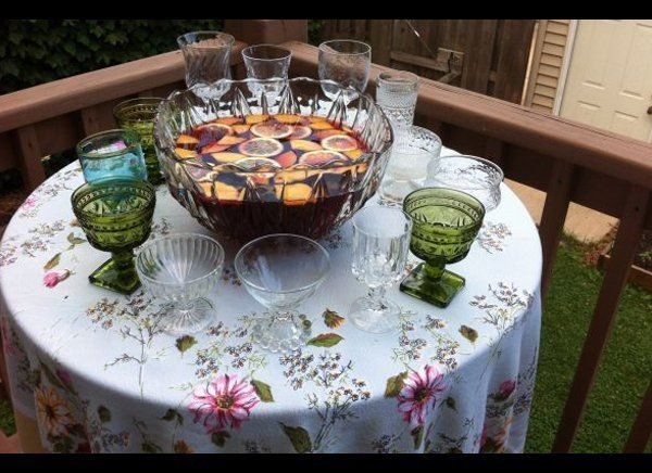 """Raise a glass to America's whiskey on Independence Day with this eye-catching bowl from Chicago bartender <a href=""""http://tod"""