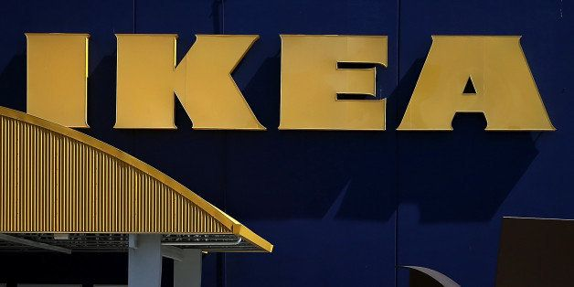 EMERYVILLE, CA - JUNE 26:  Customers enter an IKEA store on June 26, 2014 in Emeryville, California. Swedish furniture retail
