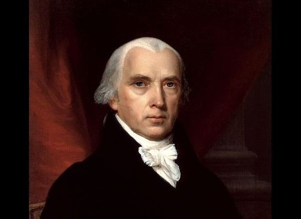 After finishing his undergraduate degree in 2 years, James Madison stayed at the university for an additional year, making hi
