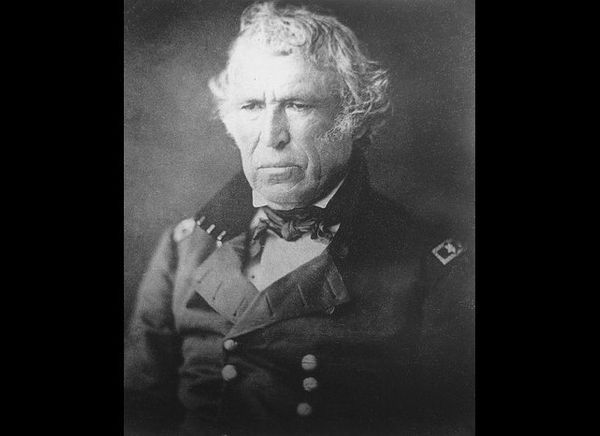 "Zachary Taylor's nickname was ""Old Rough And Ready"", which he acquired from admiring soldiers while he was fighting in the Se"