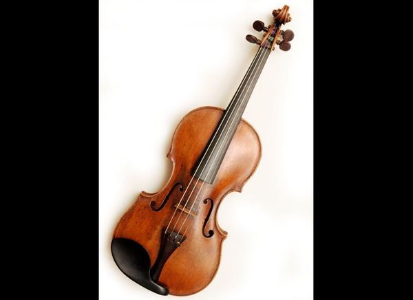 During his presidency, Tyler often played violin at parties to entertain guests at the White House, and he actually aspired t