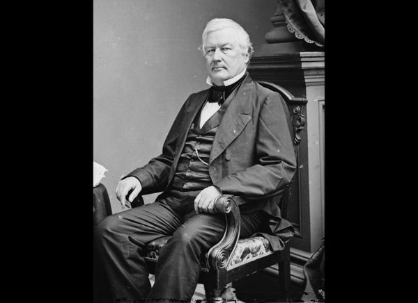 Though she was only about 2 years older than him, Millard Fillmore's first wife Abigail was actually his teacher while he was
