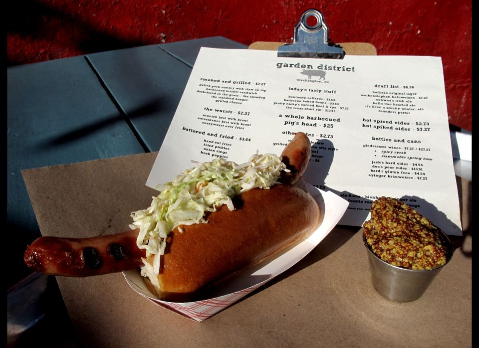 America's Best Hot Dogs (PHOTOS) | HuffPost Life