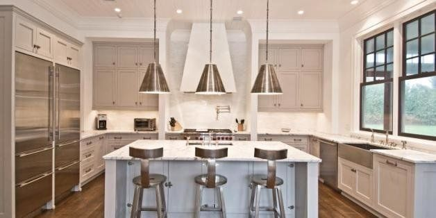 The Best Paint Colors for Every Type of Kitchen | HuffPost Life