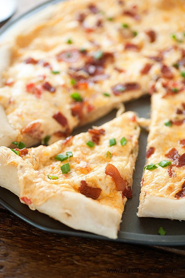 """<strong>Get the <a href=""""http://www.bunsinmyoven.com/2014/02/14/bacon-pimento-cheese-pizza/"""" target=""""_blank"""">Pimento Cheese A"""