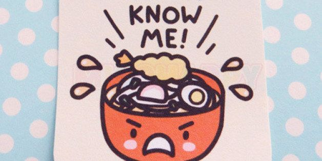 These Japanese Food Puns Have Melted Our Cynical Hearts Huffpost Life