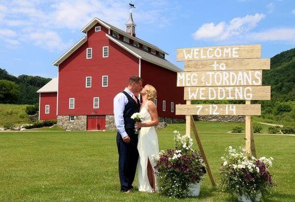 """""""A beautiful Vermont wedding!"""" -- Meg (@MTVTCT)"""