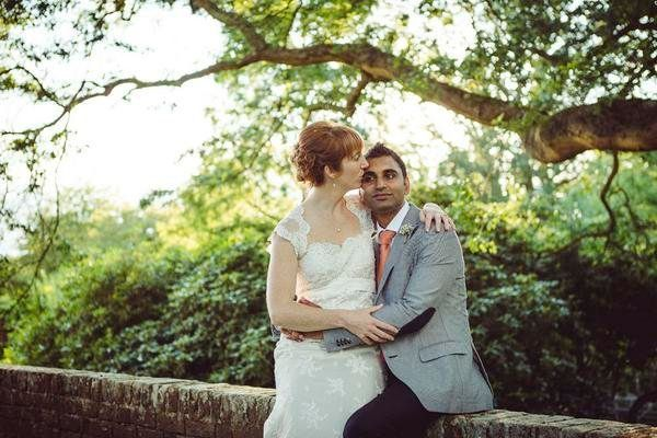 """""""Charlie and Chint's weddding at Ufton Court."""" -- @MBeautifulBride"""