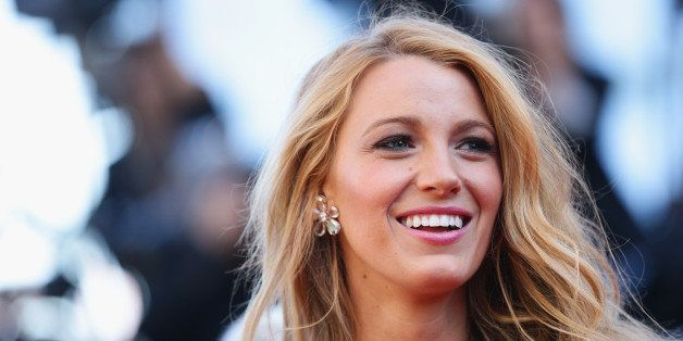 CANNES, FRANCE - MAY 15: Blake Lively attends the 'Mr Turner' premiere during the 67th Annual Cannes Film Festival on May 15, 2014 in Cannes, France. (Photo by Vittorio Zunino Celotto/Getty Images)