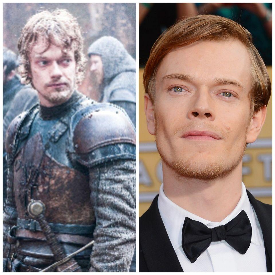 Theon Greyjoy / Alfie Allen