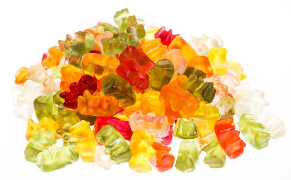 Bacteria have a sweet tooth, too. When you eat sticky candy like gummy bears, cherry vines and even mint chews, the bacteria
