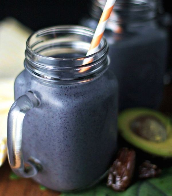 """<strong>Get the <a href=""""http://www.beginwithinnutrition.com/2014/07/21/kale-avo-berry-smoothie/"""" target=""""_blank"""">Kale Avocad"""