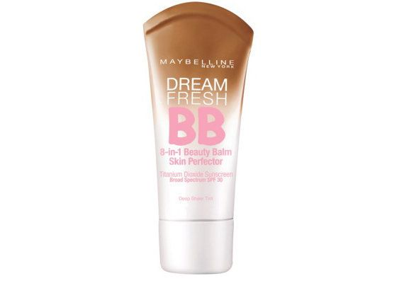 """""""It gives you a little coverage especially during high school when you want to wear a little makeup. It's very, very light  a"""