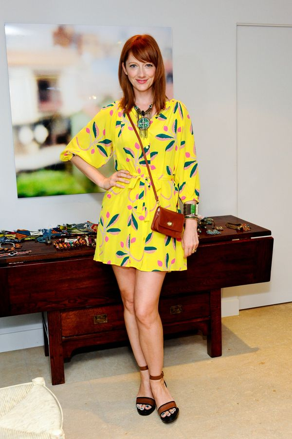 """<strong>Shop the look:</strong> <a href=""""http://www.yesstyle.com/en/info.html/pid.1035431939"""" target=""""_blank"""">Printed Dress</"""
