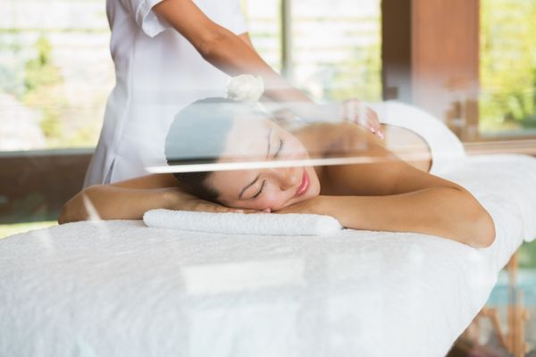 """""""After my first divorce, a friend encouraged me to get some much needed pampering and nurturing. She and I splurged on a spa"""
